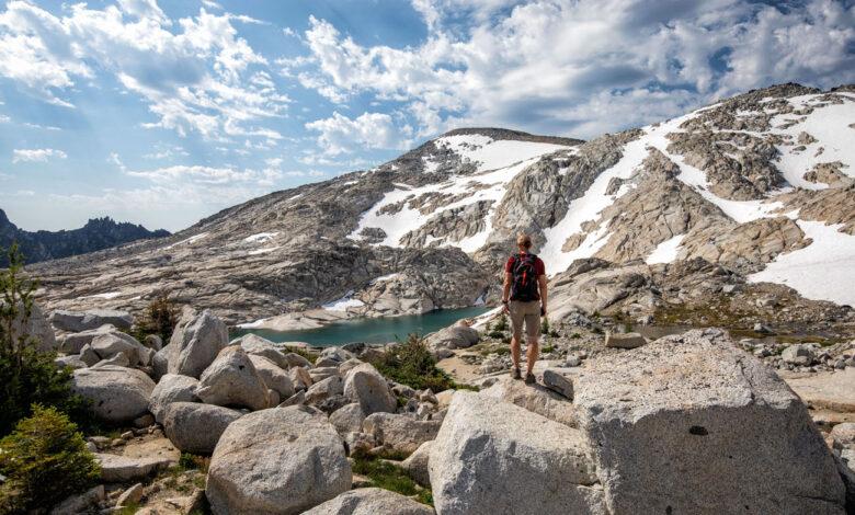 All through Underestimated Thru-Hiking America