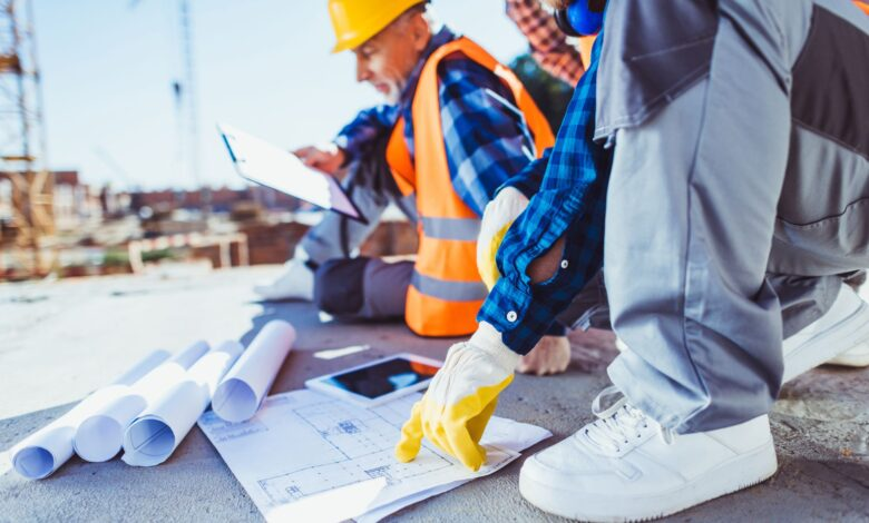 Business Intelligence in a Construction Firm