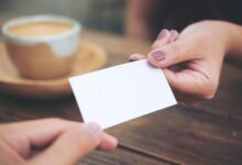 Why Having the Right Business Card Design Can Make You Stand Out In the Business World