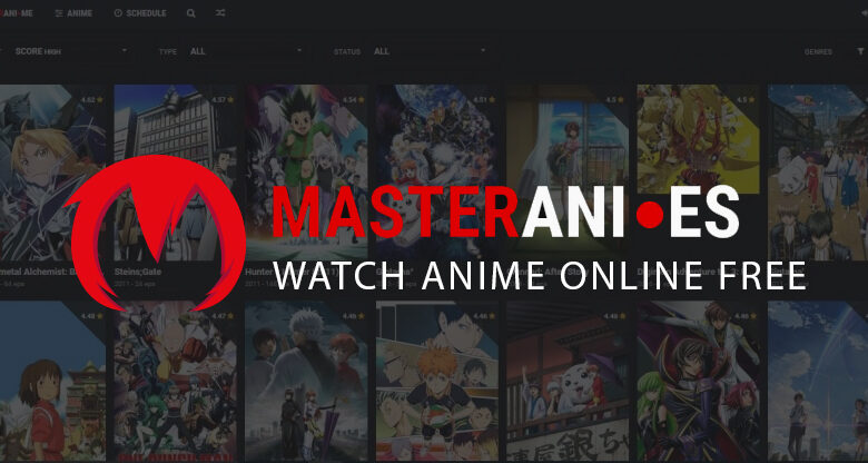 Review For MasterAnime